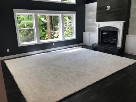 custom area rug Michigan